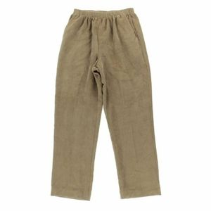 Alfred Dunner Classic Tan Corduroy Pants NWT